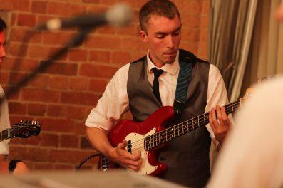 Chris Glanville Bass