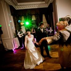 Crathorne Hall First Dance