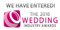 Vote for us in the Wedding Industry Awards