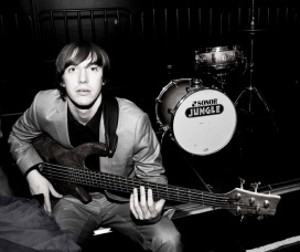Chris Glanville bassist