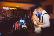 Wedding Band playing First Dance Delbury Hall