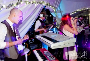 Bramham Ball 2013 Live Band