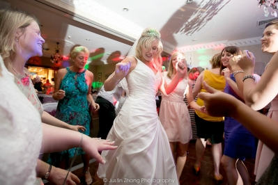 Wood Hall Wedding Party