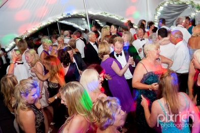 Bramham Ball 2013 Live Band Crowd Dancing