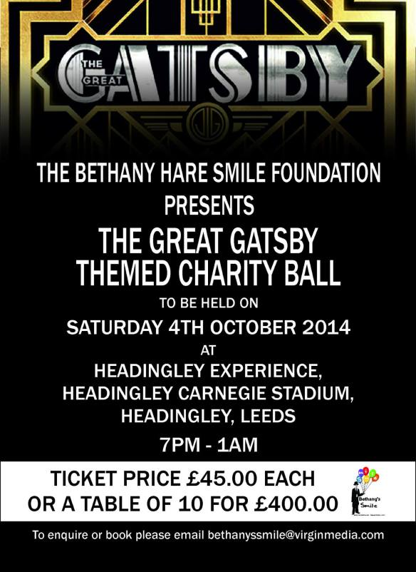 Charity Ball Headingley Leeds