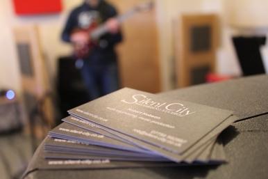 Silent City Studios Leeds