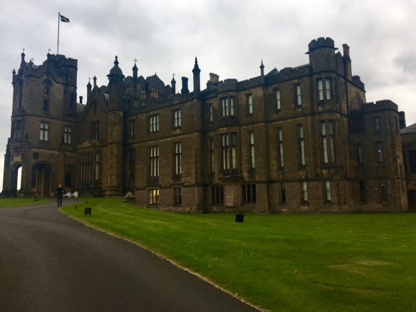 Allerton Castle Yorkshire Wedding