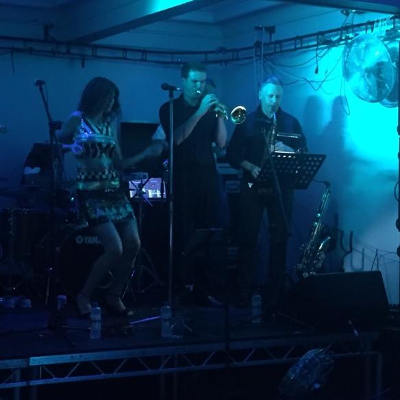 Live Band Brass Leeds