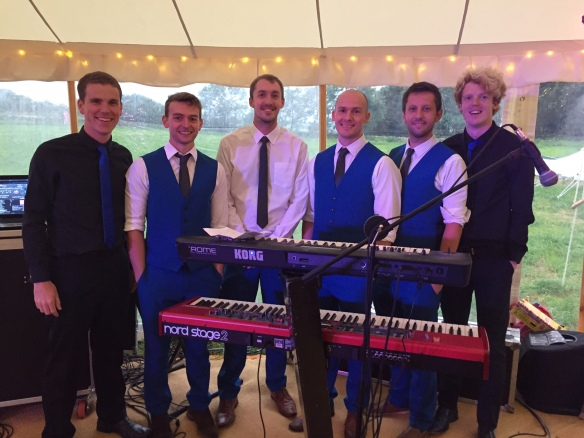 Wedding Band Live Music Piano