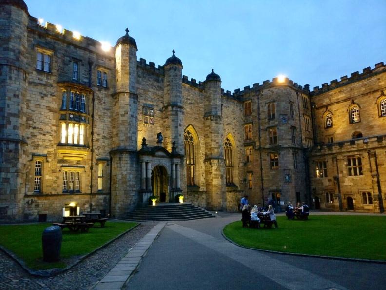 Durham Castle Wedding Venue