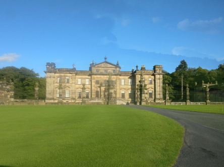 Duncombe Park Wedding Venue Band Func on the Rocks Stately Home Live Band