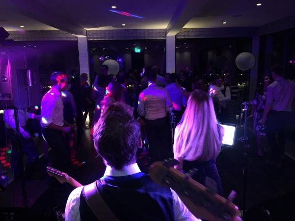 Live Music Dancing Wedding Dance Floor Leeds Band