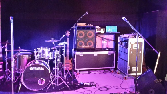 Live Music Wedding Gig Set up DJ Music