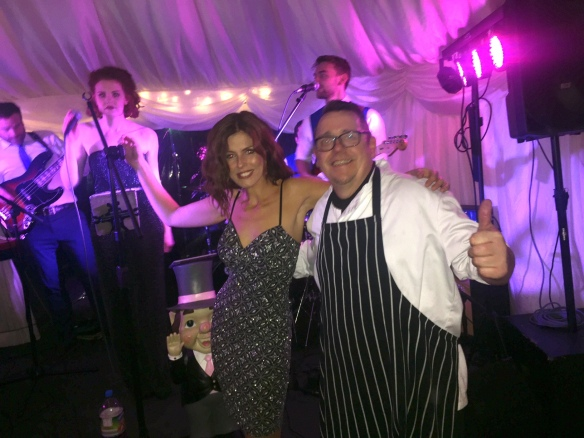 Live Entertainment Music Yorkshire Northumberland Singing Chefs Dancing