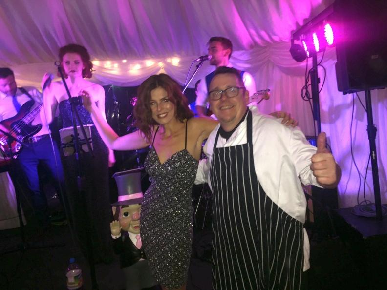 Live Entertainment Music Yorkshire Northumberland Singing Chefs Dancing