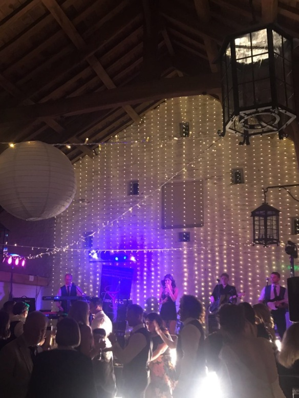 Gorgeous Wedding Venue East Riddlesden Hall Live Music Band Leeds