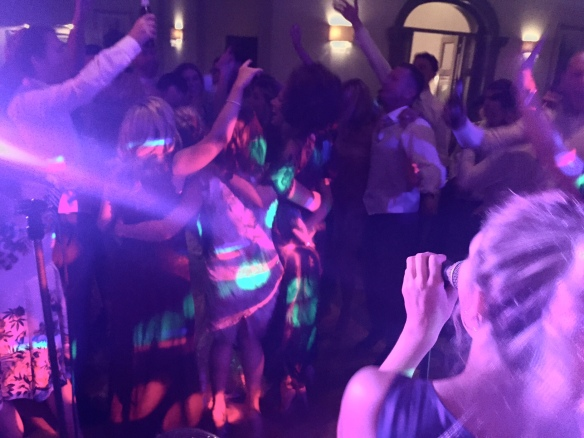 Mansion Roundhay Live Music Leeds Wedding Band Dancing Party Crazy