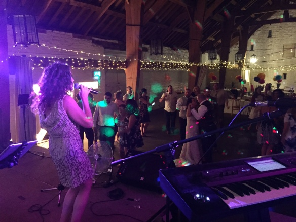 First Dance Live Music Wedding Band Leeds East Riddlesden