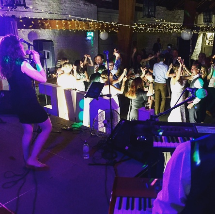 Grooving Dancing East Riddlesden Live Band Yorkshire Encore