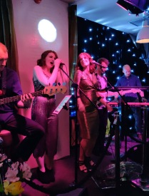 Party Band Singers Ivory Bar Harrogate