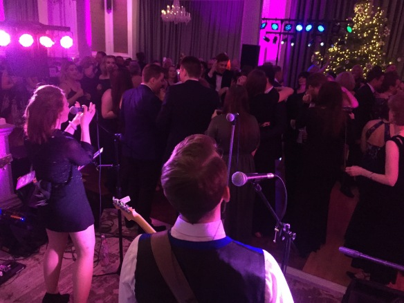 Wedding Band Rise Hall Yorkshire